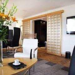 Отель Lundia Швеция, Лунд - отзывы, цены и фото номеров - забронировать отель Lundia онлайн интерьер отеля фото 3