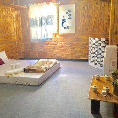 Отель Homestay Nha Toi 3 Далат сауна