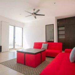 Отель PH Rick Мексика, Плая-дель-Кармен - отзывы, цены и фото номеров - забронировать отель PH Rick онлайн комната для гостей фото 3