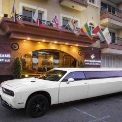 Arabian Dreams Deluxe Hotel Apartments городской автобус