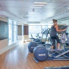 Отель Nasma Luxury Stays - Park Island фитнесс-зал фото 2