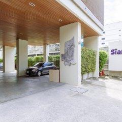 Siamaze Hostel Бангкок парковка