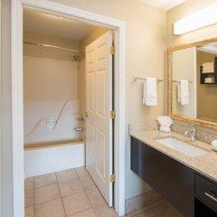 Отель Staybridge Suites Columbus-Airport США, Колумбус - отзывы, цены и фото номеров - забронировать отель Staybridge Suites Columbus-Airport онлайн ванная фото 2