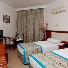 Hatipoglu Beach Hotel комната для гостей фото 4