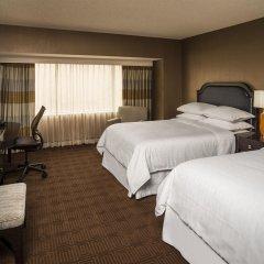 Отель Sheraton Hotel Columbus Capitol Square США, Колумбус - отзывы, цены и фото номеров - забронировать отель Sheraton Hotel Columbus Capitol Square онлайн комната для гостей фото 2