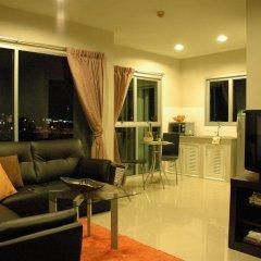 Апартаменты Bangkok Living Apartment Бангкок комната для гостей фото 2
