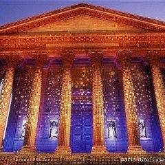 Отель Madeleine Plaza Париж развлечения