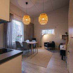 Отель Spot Apartments Helsinki Финляндия, Хельсинки - отзывы, цены и фото номеров - забронировать отель Spot Apartments Helsinki онлайн комната для гостей фото 5