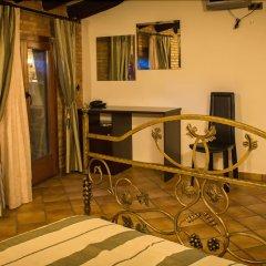 Hotel El Castell Вальдерробрес интерьер отеля