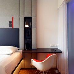Отель citizenM Zürich удобства в номере