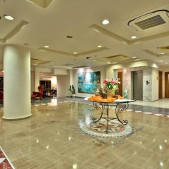 Minos Hotel интерьер отеля фото 3