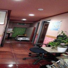 Отель Songwontel Guesthouse Южная Корея, Сеул - отзывы, цены и фото номеров - забронировать отель Songwontel Guesthouse онлайн интерьер отеля