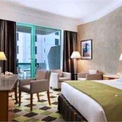 Отель Hilton Dubai Jumeirah 5* Представительский номер с различными типами кроватей фото 24