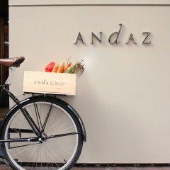 Отель Andaz Wall Street - A Hyatt Hotel США, Нью-Йорк - отзывы, цены и фото номеров - забронировать отель Andaz Wall Street - A Hyatt Hotel онлайн спортивное сооружение
