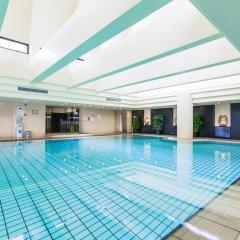 Hotel Equatorial Shanghai бассейн