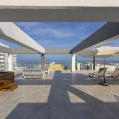 Отель Mike & Lenos Tsoukkas Seafront Villas Кипр, Протарас - отзывы, цены и фото номеров - забронировать отель Mike & Lenos Tsoukkas Seafront Villas онлайн пляж