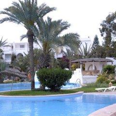 Отель Vincci Djerba Resort Тунис, Мидун - отзывы, цены и фото номеров - забронировать отель Vincci Djerba Resort онлайн бассейн