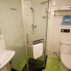 Отель 7 Days Inn Xian University of Communications Xingqing Park Branch ванная фото 2