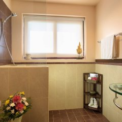 Отель Sandalwood Luxury Villas ванная фото 2