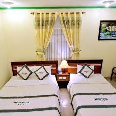 Green Hotel комната для гостей