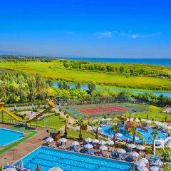 Port Nature Luxury Resort Hotel & Spa Богазкент фото 7