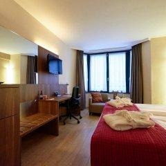 Отель Holiday Inn Brussels Schuman Бельгия, Брюссель - отзывы, цены и фото номеров - забронировать отель Holiday Inn Brussels Schuman онлайн комната для гостей фото 5