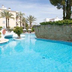 Отель Plazamar Apartments Испания, Санта-Понса - отзывы, цены и фото номеров - забронировать отель Plazamar Apartments онлайн бассейн фото 2