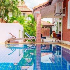Отель Baan Kanittha - 4 Bedrooms Private Pool Villa бассейн фото 3