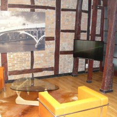 Апартаменты Amosa Apartments Rue Gerardrie 17 детские мероприятия