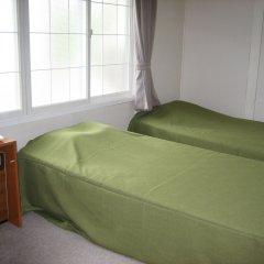Отель Resort Inn White Silver Хакуба комната для гостей