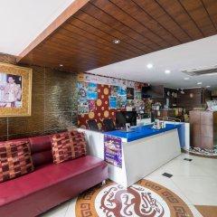 Отель Grand Lucky Бангкок гостиничный бар