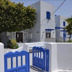 Отель Hippocampus Hotel Греция, Остров Санторини - отзывы, цены и фото номеров - забронировать отель Hippocampus Hotel онлайн балкон