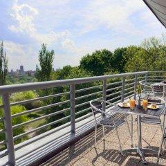 Vivaldi Hotel Познань балкон
