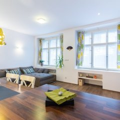 Апартаменты Cosy Modern Vinohrady Apartment детские мероприятия