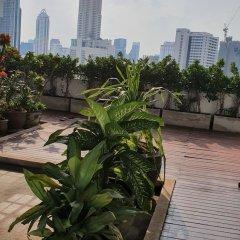 Отель Interchange Tower Serviced Apartment Таиланд, Бангкок - отзывы, цены и фото номеров - забронировать отель Interchange Tower Serviced Apartment онлайн приотельная территория
