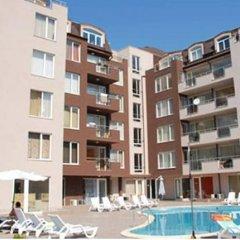 Отель Gal Apartments Stella Polaris 1 & 2 Болгария, Солнечный берег - отзывы, цены и фото номеров - забронировать отель Gal Apartments Stella Polaris 1 & 2 онлайн бассейн