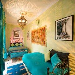 Отель Riad Dar Eliane Марокко, Марракеш - отзывы, цены и фото номеров - забронировать отель Riad Dar Eliane онлайн комната для гостей фото 3