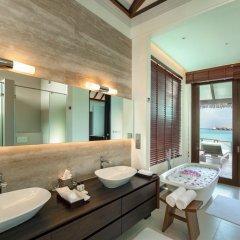 Отель Heritance Aarah (Premium All Inclusive) Мальдивы, Медупару - отзывы, цены и фото номеров - забронировать отель Heritance Aarah (Premium All Inclusive) онлайн ванная фото 2