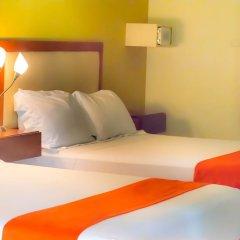 Отель Guacamaya Inn B&B Сан-Педро-Сула комната для гостей
