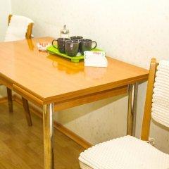 Апартаменты Apartment on Tekstilschiki удобства в номере