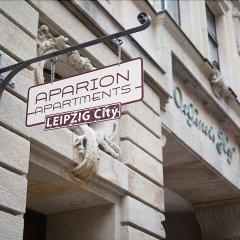 Отель Aparion Apartments Leipzig City Германия, Лейпциг - отзывы, цены и фото номеров - забронировать отель Aparion Apartments Leipzig City онлайн фото 3
