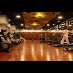 Отель Capital Hotel Китай, Пекин - 8 отзывов об отеле, цены и фото номеров - забронировать отель Capital Hotel онлайн фитнесс-зал фото 4