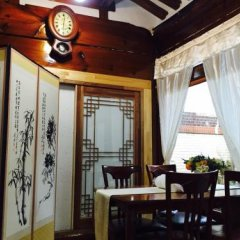Отель Dajayon Hanok Stay Южная Корея, Сеул - отзывы, цены и фото номеров - забронировать отель Dajayon Hanok Stay онлайн питание