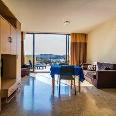 Отель Blubay Apartments Мальта, Гзира - отзывы, цены и фото номеров - забронировать отель Blubay Apartments онлайн комната для гостей