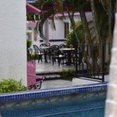 Отель Garden Suites Cancun Мексика, Канкун - отзывы, цены и фото номеров - забронировать отель Garden Suites Cancun онлайн бассейн фото 3