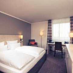 Mercure Hotel Dusseldorf Sud комната для гостей