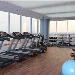 Отель The MVL Goyang фитнесс-зал фото 3