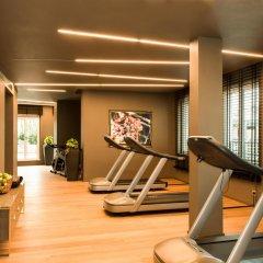 Отель The Rosa Grand Milano - Starhotels Collezione фитнесс-зал фото 2