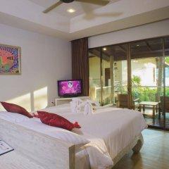 Отель Phi Phi Bayview Premier Resort Таиланд, Ранти-Бэй - 3 отзыва об отеле, цены и фото номеров - забронировать отель Phi Phi Bayview Premier Resort онлайн комната для гостей фото 4