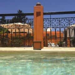 Отель Riad Hermès Марокко, Марракеш - отзывы, цены и фото номеров - забронировать отель Riad Hermès онлайн бассейн фото 3